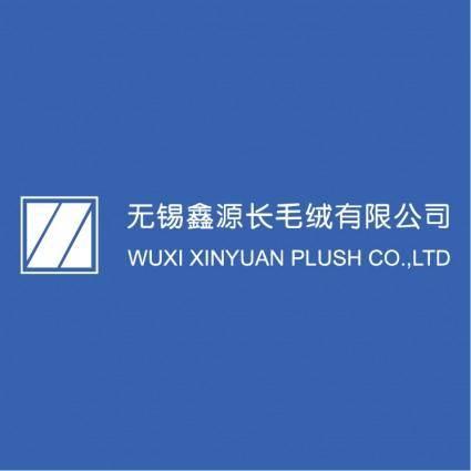 free vector Wuxi xinyuan plush