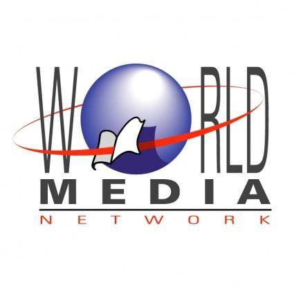 free vector World media network