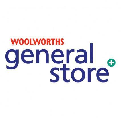 Woolworths general store