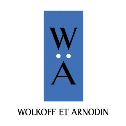 free vector Wolkoff et arnodin