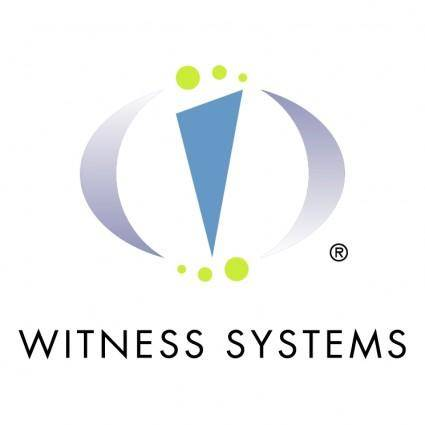 Witness systems 0