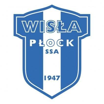 free vector Wisla plock