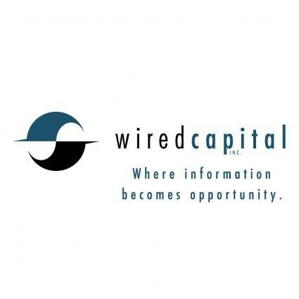 free vector Wiredcapital
