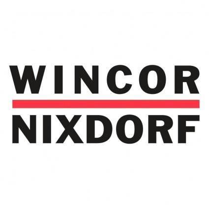 free vector Wincor nixdorf