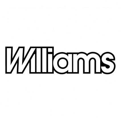 free vector Williams 2