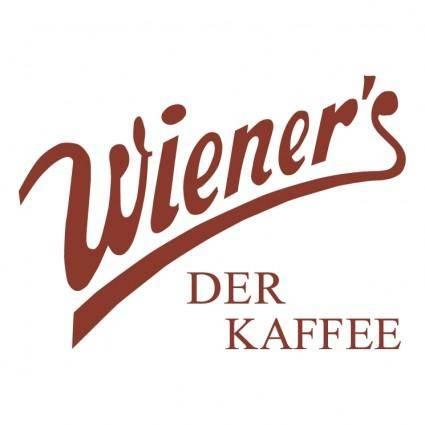 Wieners der kaffee