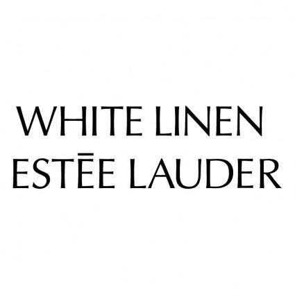 free vector White linen