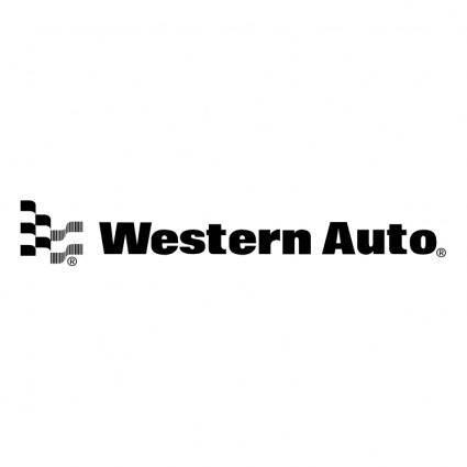 free vector Western auto