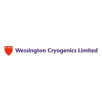 free vector Wessington cryogenics limited