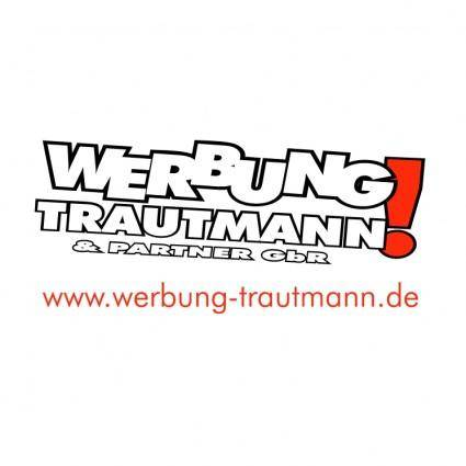 free vector Werbung trautmann partner gbr