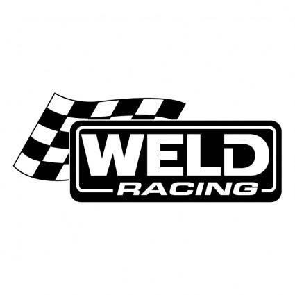 free vector Weld racing