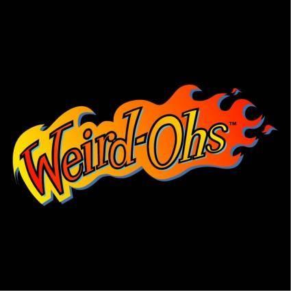 free vector Weird ohs