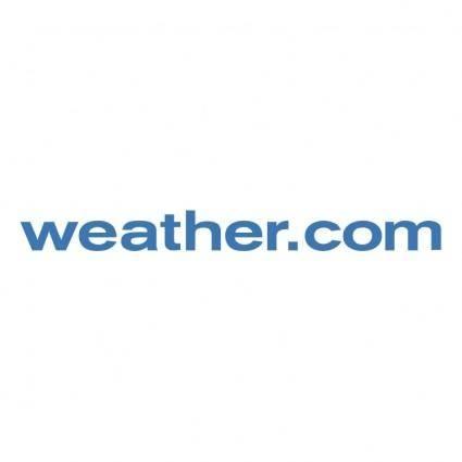 free vector Weathercom