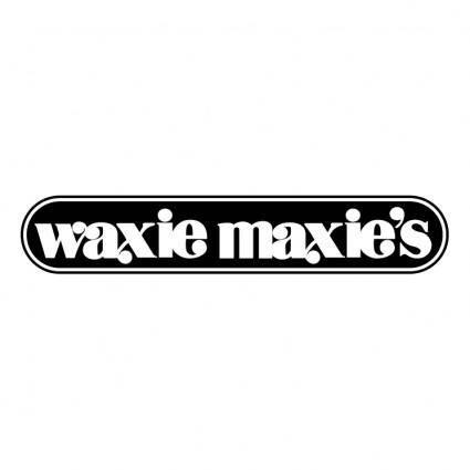 Waxie maxies