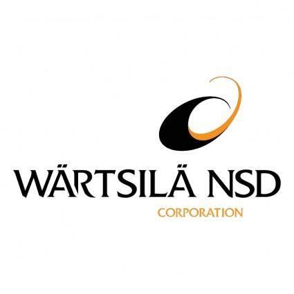 Wartsila nsd corporation 0