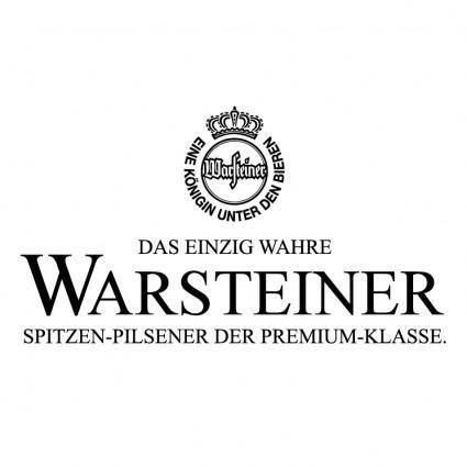 free vector Warsteiner 2