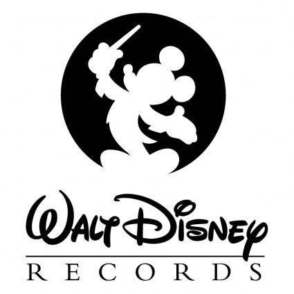 free vector Walt disney records