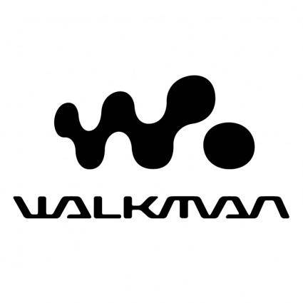 free vector Walkman 2