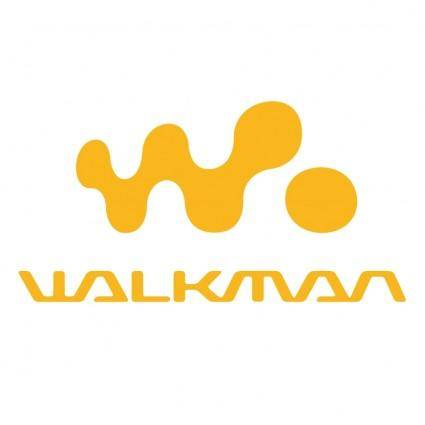 free vector Walkman 1