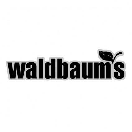 free vector Waldbaums