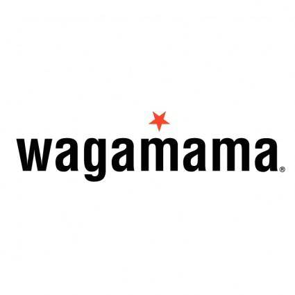 free vector Wagamama