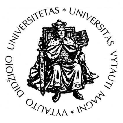 Vytauto didziojo universitetas