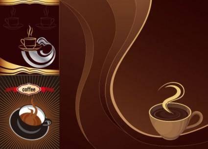 Coffee theme vector 5119