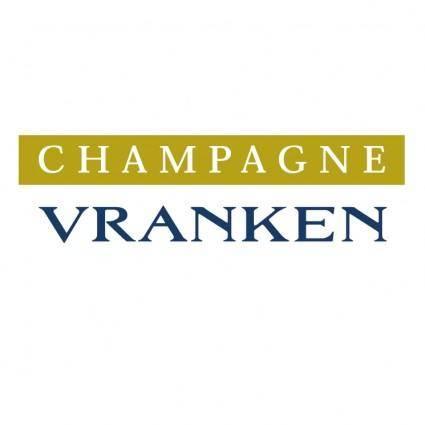 free vector Vranken champagne