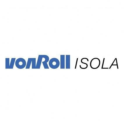 free vector Von roll isola