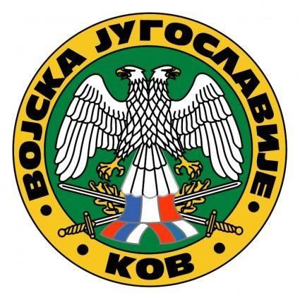 free vector Vojska jugoslavije