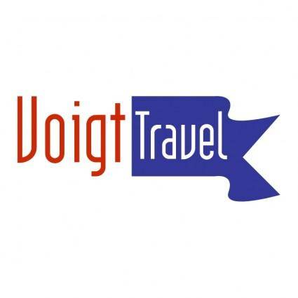 free vector Voigt travel