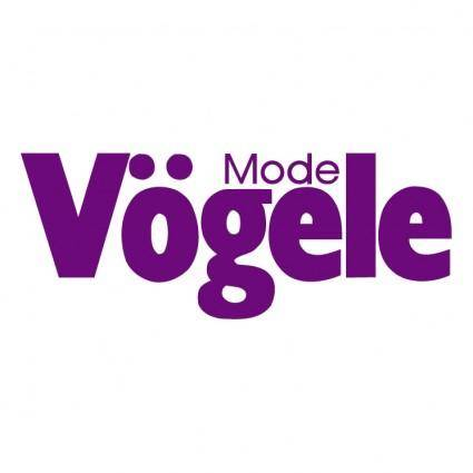 free vector Voegele mode