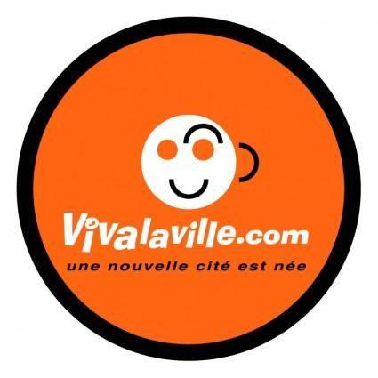 free vector Viva la ville