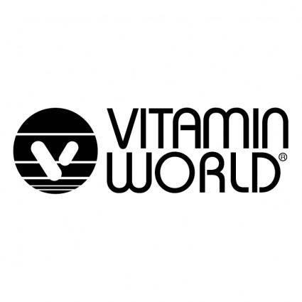 free vector Vitamin world