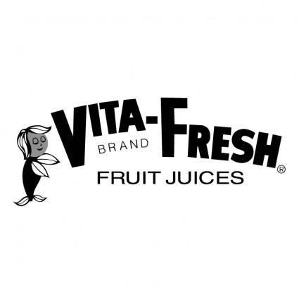free vector Vita fresh