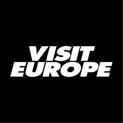 free vector Visit europe