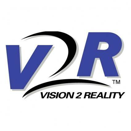 Vision 2 reality