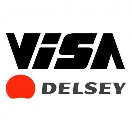 free vector Visa delsey