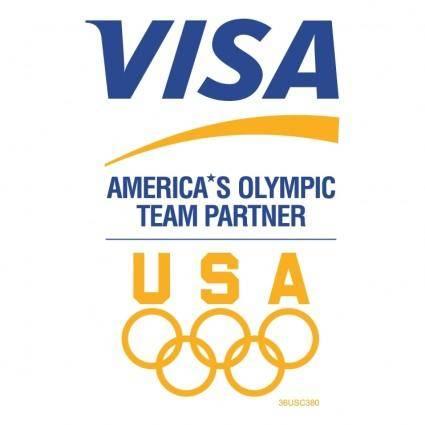 Visa americas olympic team partner