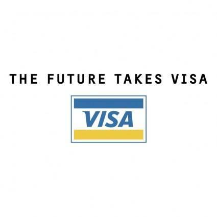 free vector Visa 3