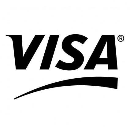 free vector Visa 2