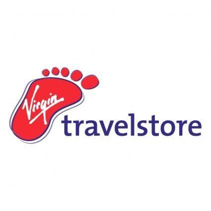 free vector Virgin travelstore