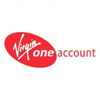 Virgin one account