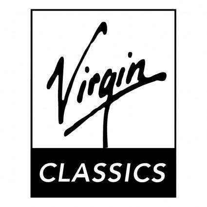 free vector Virgin classics