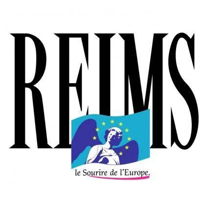 free vector Ville de reims