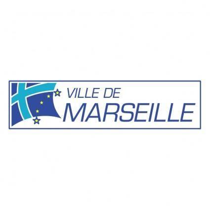 Ville de marseille 0