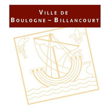 free vector Ville boulogne billancourt 0