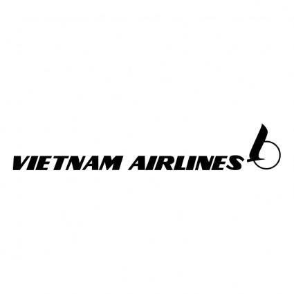 free vector Vietnam airlines 0