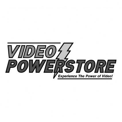free vector Video powerstore