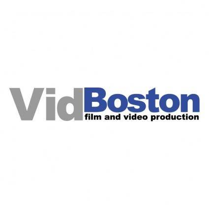 free vector Vidboston